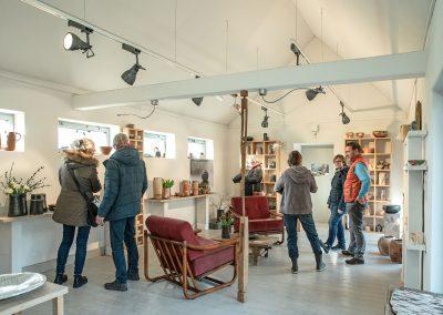 Keramikwerkstatt und Galerie