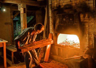 Holzbrand • Galerie abgelegen • Ute Dreist